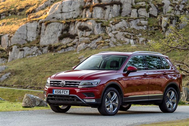 Volkswagen TIGUAN DIESEL ESTATE 2.0 TDi 150 S 5dr