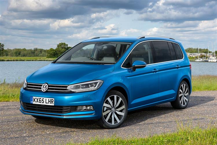 Volkswagen TOURAN DIESEL ESTATE 2.0 TDI SE Family 5dr