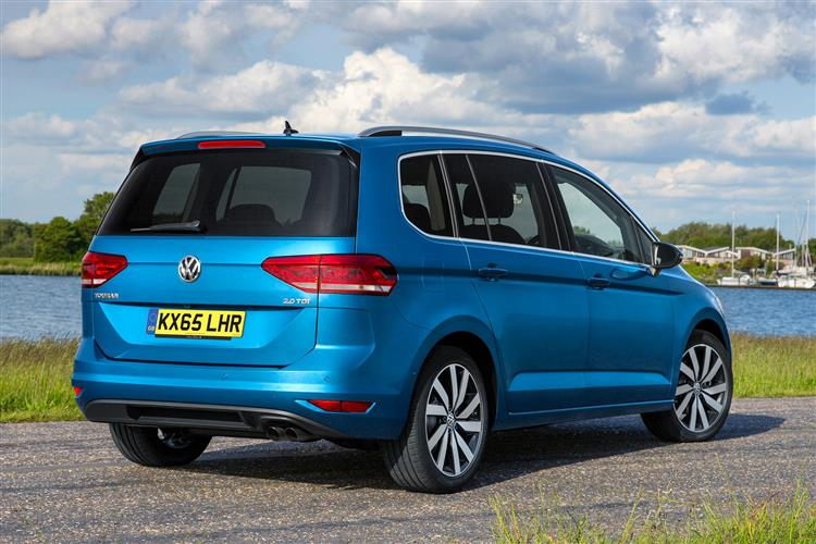 New Volkswagen Touran 2.0 TDI 150 review