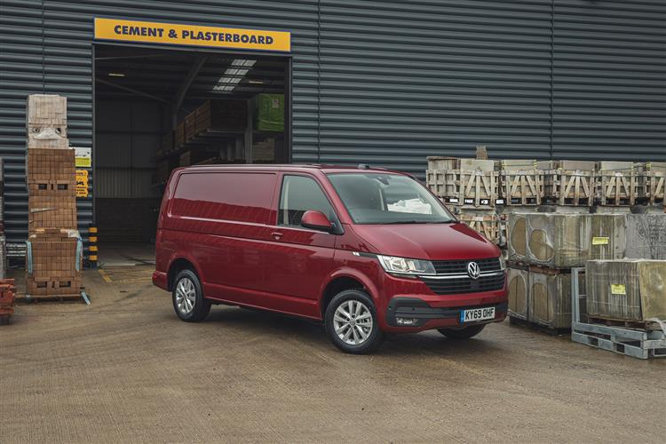 Volkswagen TRANSPORTER T30 LWB DIESEL 2.0 TDI 110 High Roof Highline Van