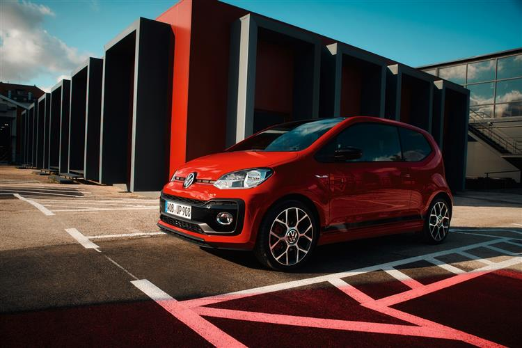 New Volkswagen up! GTI review