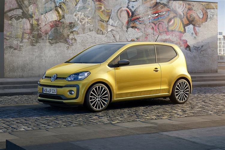 Volkswagen Up 1.0 65PS Up 3dr Petrol Hatchback