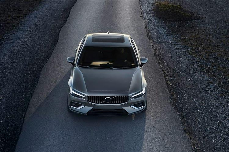 Volvo S60 T8 R-Design AWD Plug-in Hybrid Automatic image 1