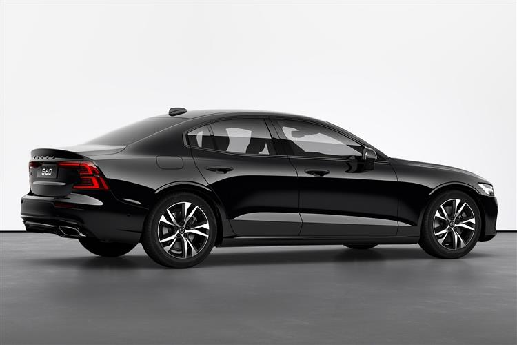 Volvo S60 T8 R-Design AWD Plug-in Hybrid Automatic image 3