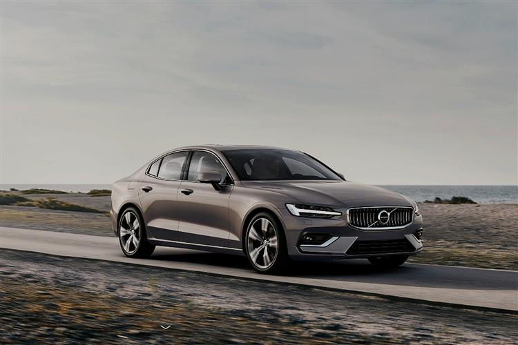 Volvo S60 T8 R-Design AWD Plug-in Hybrid Automatic image 4