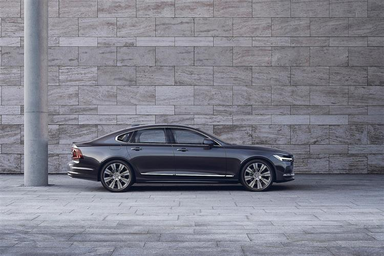 Volvo S90 2.0 T5 Inscription Plus 4dr Geartronic image 2 thumbnail