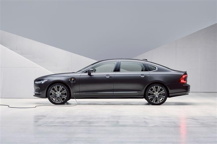 Volvo S90 2.0 D4 Inscription Plus 4dr Geartronic image 3