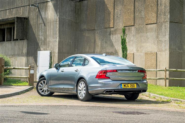 Volvo S90 T4 Momentum Plus Including Metallic Paint image 1