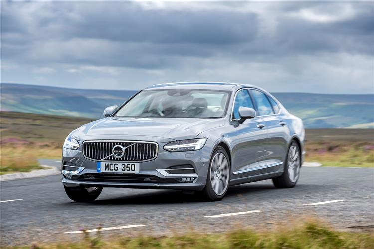 Volvo S90 T4 Momentum Plus Including Metallic Paint image 2
