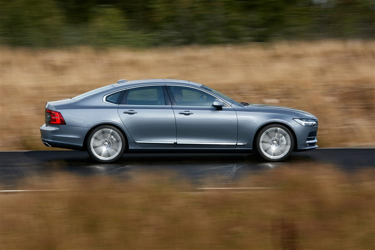 Volvo S90 T4 Momentum Plus Including Metallic Paint image 3