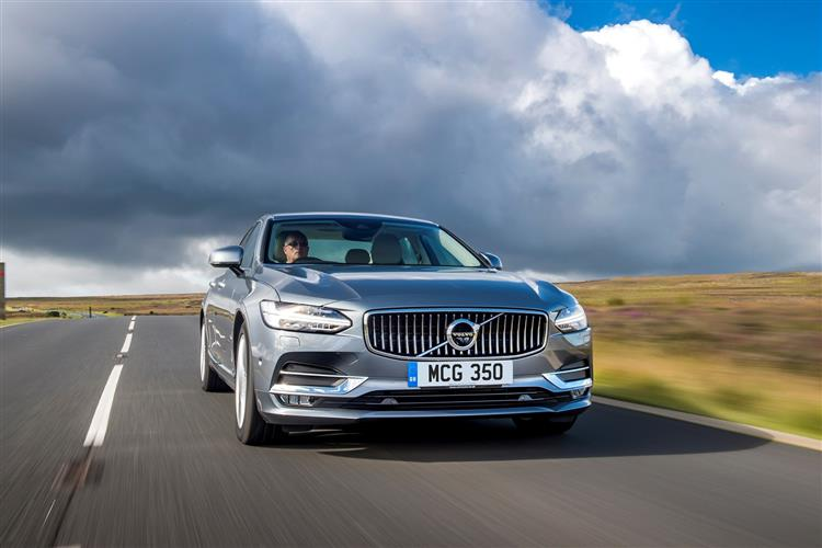 Volvo S90 T4 Momentum Plus Including Metallic Paint image 5