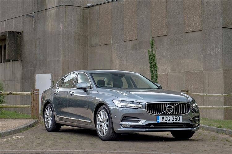 Volvo S90 T4 Momentum Plus Including Metallic Paint image 7