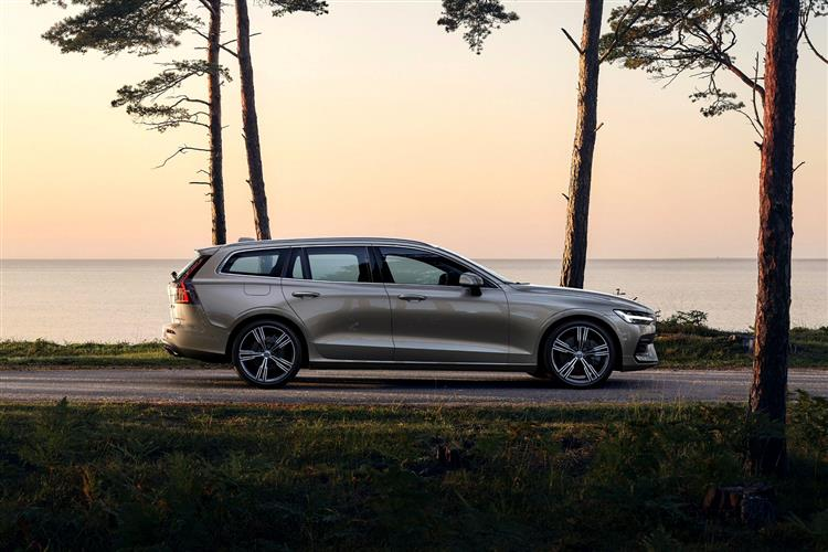Volvo New V60 T4 Momentum Plus Automatic Metallic image 1