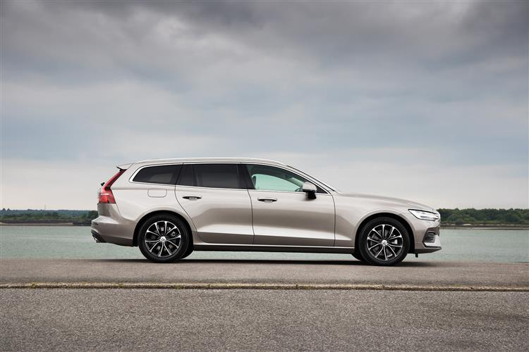 Volvo New V60 T4 Momentum Plus Automatic Metallic image 2