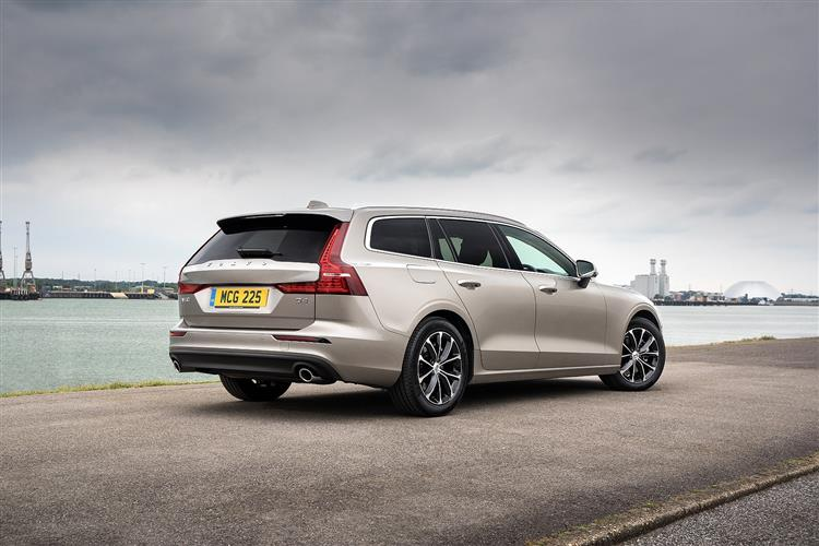 Volvo New V60 2.0 T5 [250] Inscription Plus 5dr Auto image 3