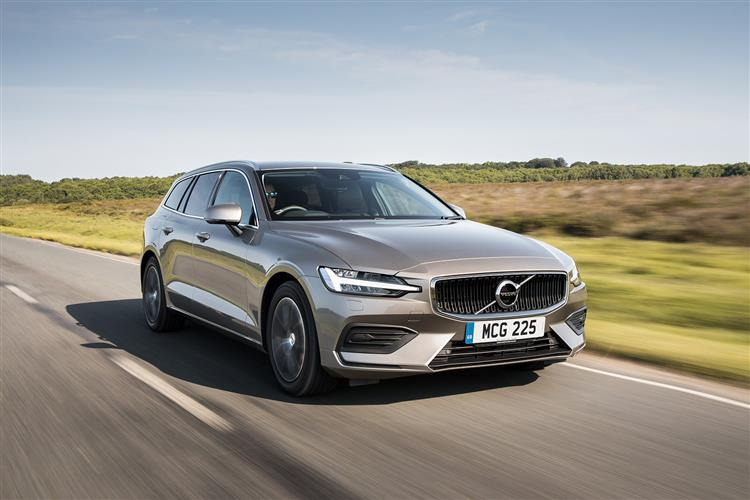 Volvo New V60 T4 Momentum Plus Automatic Metallic image 4