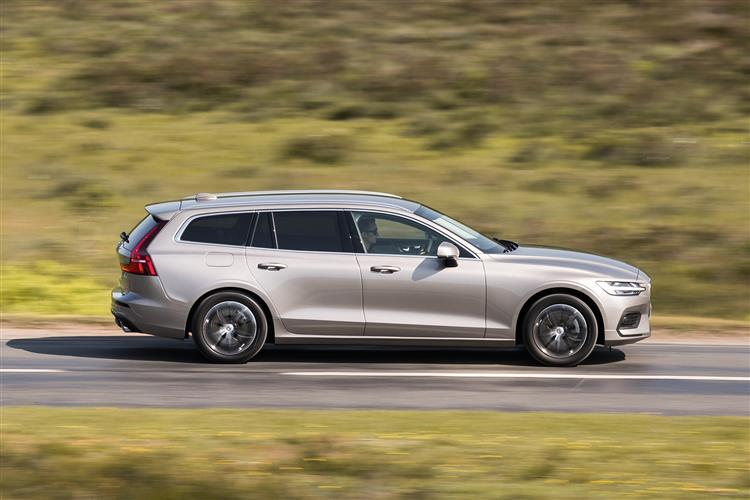 Volvo New V60 2.0 T5 [250] Inscription Plus 5dr Auto image 5
