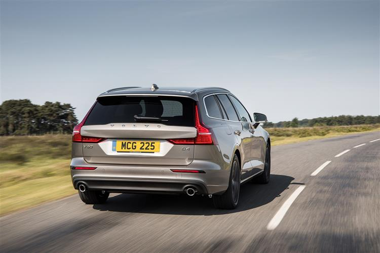 Volvo New V60 T4 Momentum Plus Automatic Metallic image 6