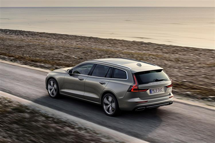 Volvo New V60 2.0 T5 [250] Inscription Plus 5dr Auto image 7
