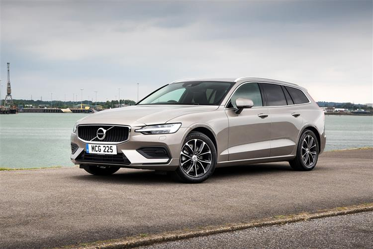 Volvo New V60 2.0 T5 [250] Inscription Plus 5dr Auto image 8