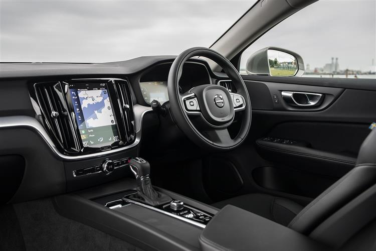 Volvo New V60 T4 Momentum Plus Automatic Metallic image 9