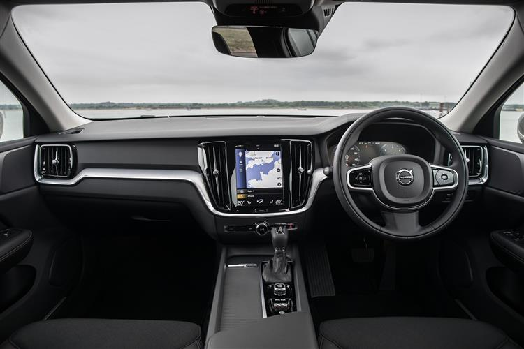 Volvo New V60 T4 Momentum Plus Automatic Metallic image 12
