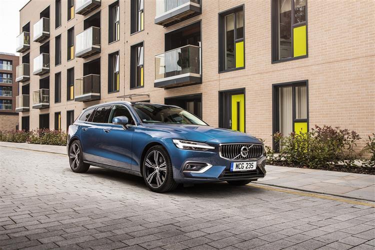 Volvo New V60 2.0 D4 [190] Inscription Plus 5dr image 6