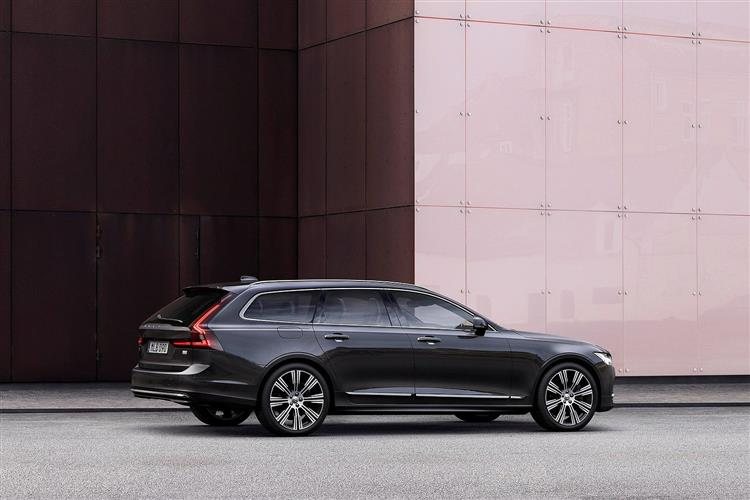 Volvo V90 2.0 D4 Cross Country Plus Including Metallic Paint image 10
