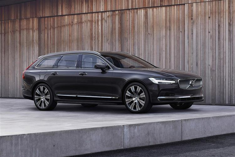 Volvo V90 2.0 D4 Cross Country Plus Including Metallic Paint image 13
