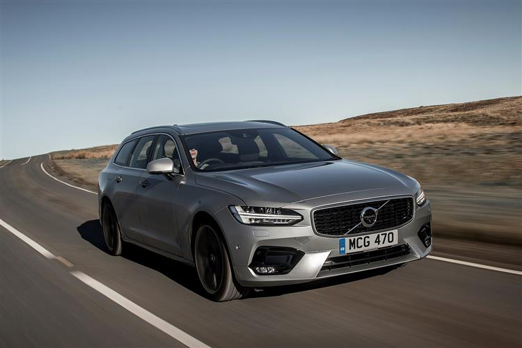 Volvo V90 2.0 T4 R DESIGN Plus 5dr Geartronic image 1