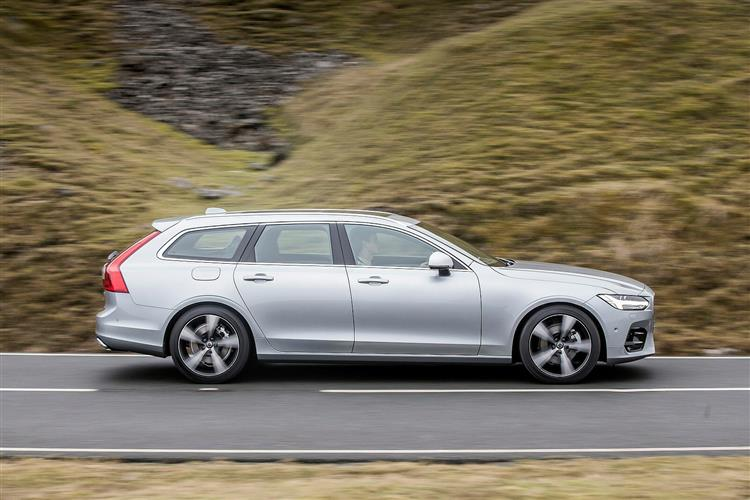 Volvo V90 2.0 T4 R DESIGN Plus 5dr Geartronic image 2
