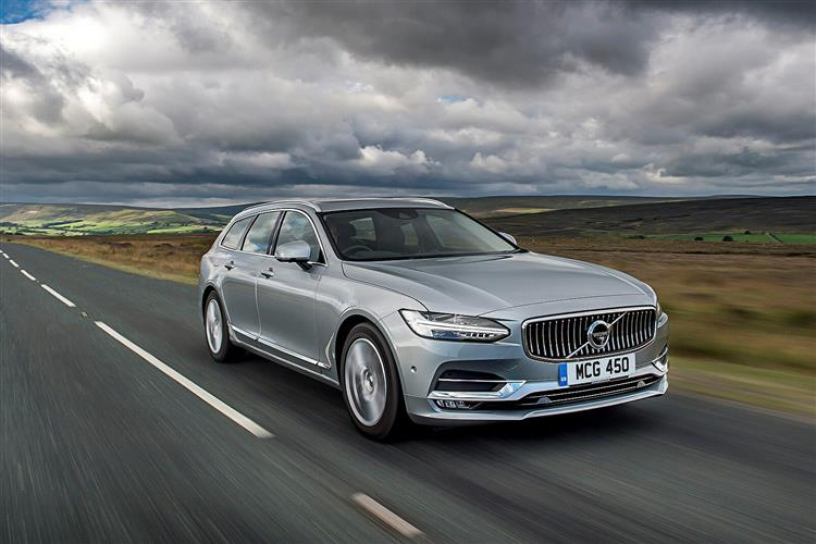 Volvo V90 2.0 T4 R DESIGN Plus 5dr Geartronic image 4