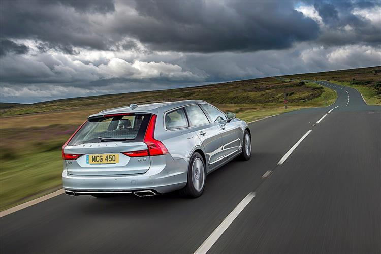 Volvo V90 2.0 T4 R DESIGN Plus 5dr Geartronic image 5