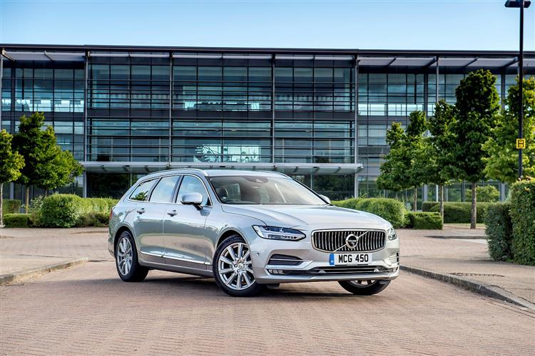 Volvo V90 2.0 T4 R DESIGN Plus 5dr Geartronic image 9