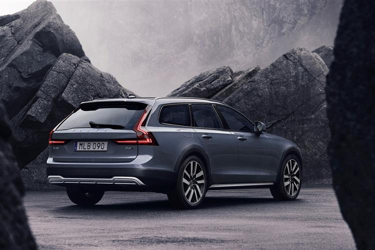 Volvo V90 2.0 D4 Cross Country Plus Including Metallic Paint image 2