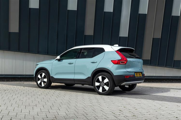 Volvo XC40 1.5 T3 [163] Inscription Pro 5dr image 2