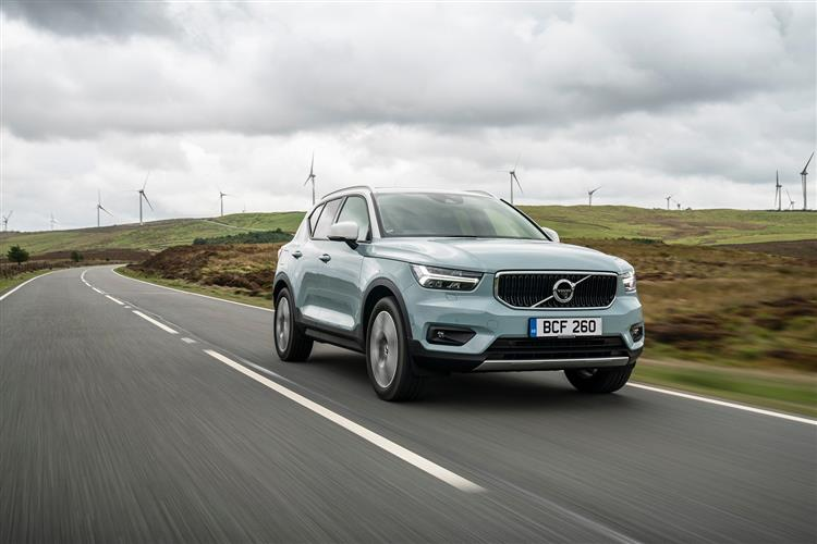 Volvo XC40 1.5 T3 [163] Inscription Pro 5dr image 3 thumbnail