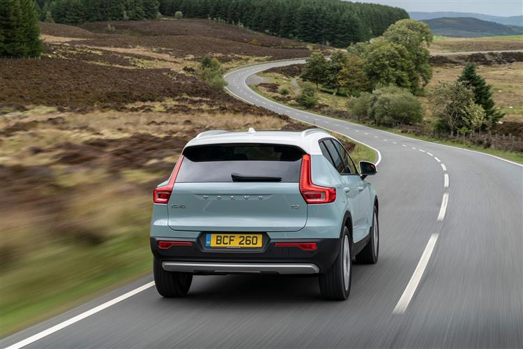 Volvo XC40 1.5 T3 [163] Inscription Pro 5dr image 4 thumbnail