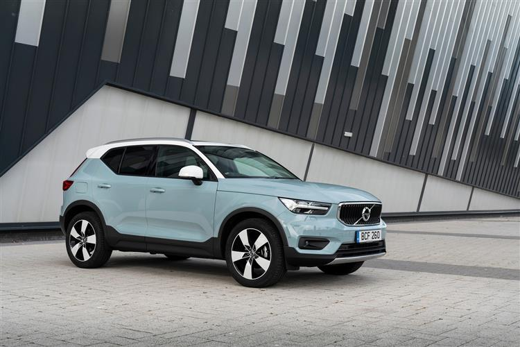 Volvo XC40 1.5 T3 [163] Inscription Pro 5dr image 5 thumbnail