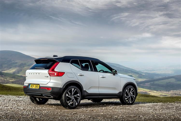 Volvo XC40 T3 Momentum FWD Manual image 1
