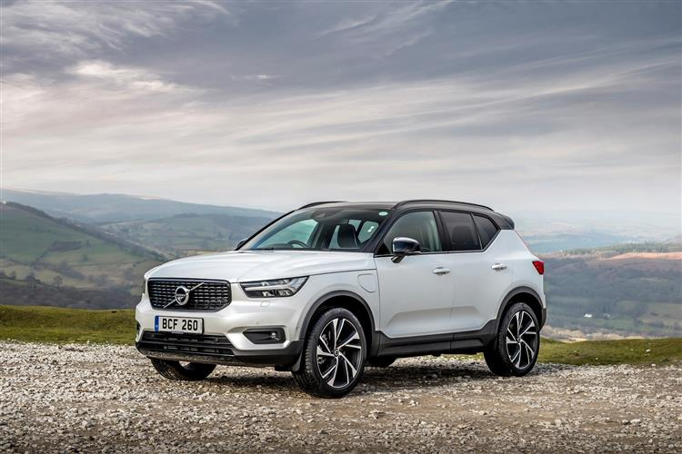 Volvo XC40 T3 Momentum FWD Manual image 4