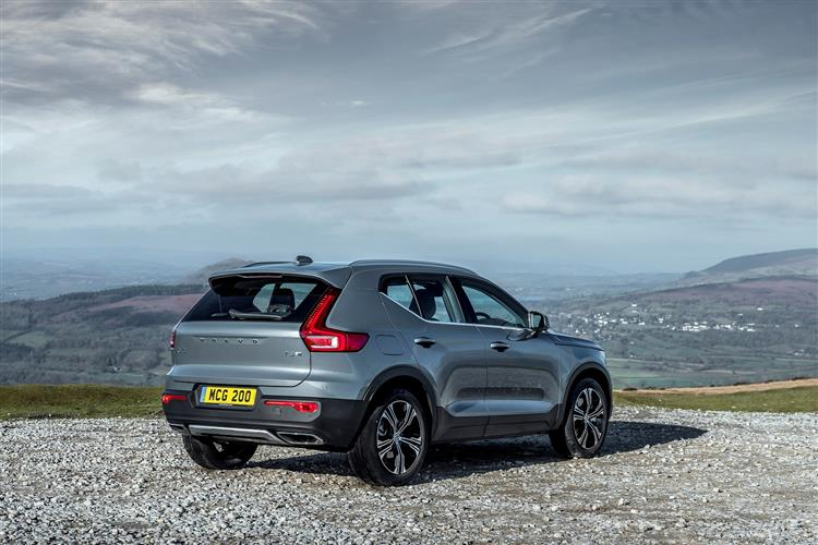 Volvo XC40 Recharge - Pure Electric SUV image 2
