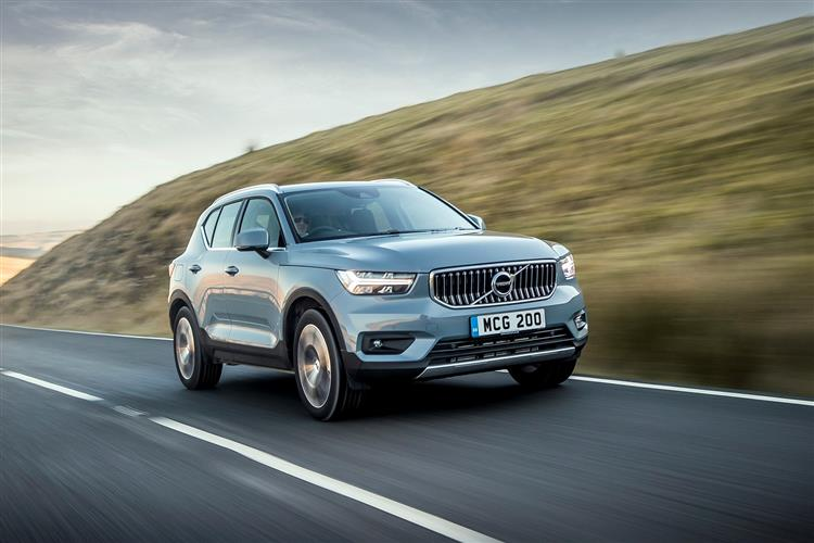 Volvo XC40 Recharge - Pure Electric SUV image 3