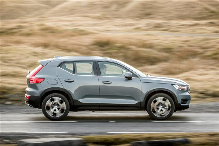 Volvo XC40 Recharge - Pure Electric SUV image 4