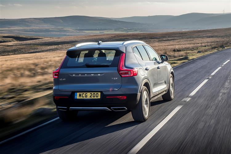 Volvo XC40 Recharge - Pure Electric SUV image 5
