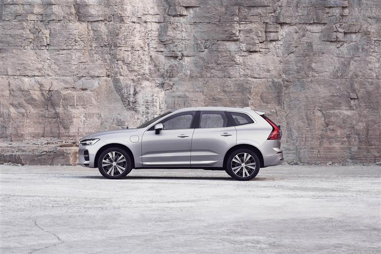 VOLVO XC60 ESTATE 2.0 B5P [250] R DESIGN 5dr Geartronic