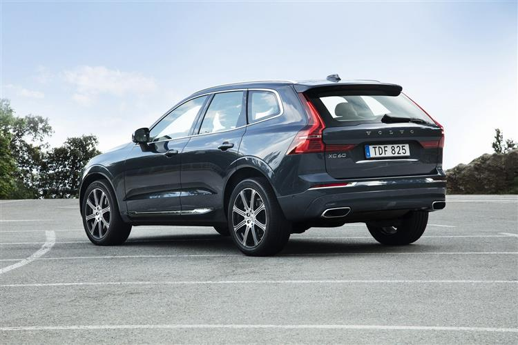 Volvo XC60 2.0 D4 Momentum 5dr Geartronic image 3