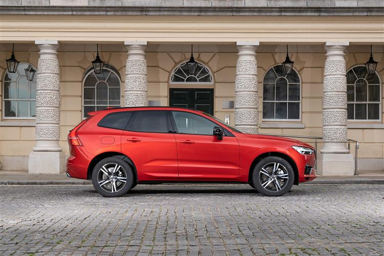 Volvo XC60 T6 Recharge PHEV Expression AWD Automatic image 1