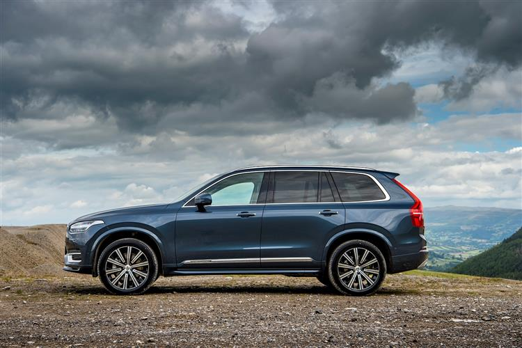 Volvo XC90 2.0 B5D [235] Inscription Pro 5dr AWD Geartronic image 1 thumbnail