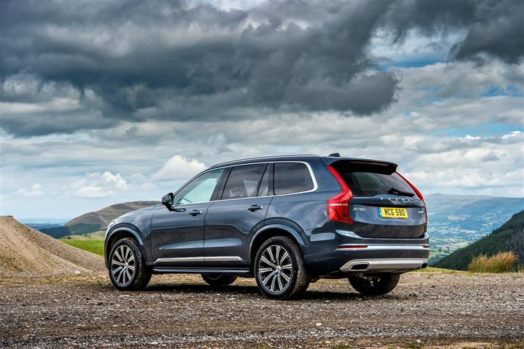 Volvo XC90 2.0 B5D [235] Inscription Pro 5dr AWD Geartronic image 2 thumbnail